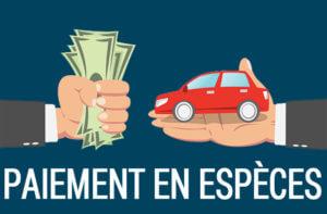Vendre sa voiture accidentée en Suisse romande Cash