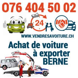 Vendre sa voiture à Fribourg pour l'exportation